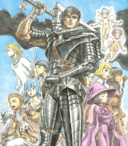 guts and his new group