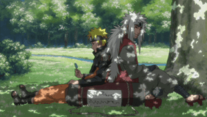 naruto with pervy sage