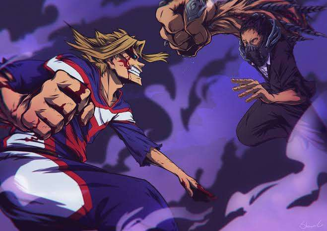 all might and all for one