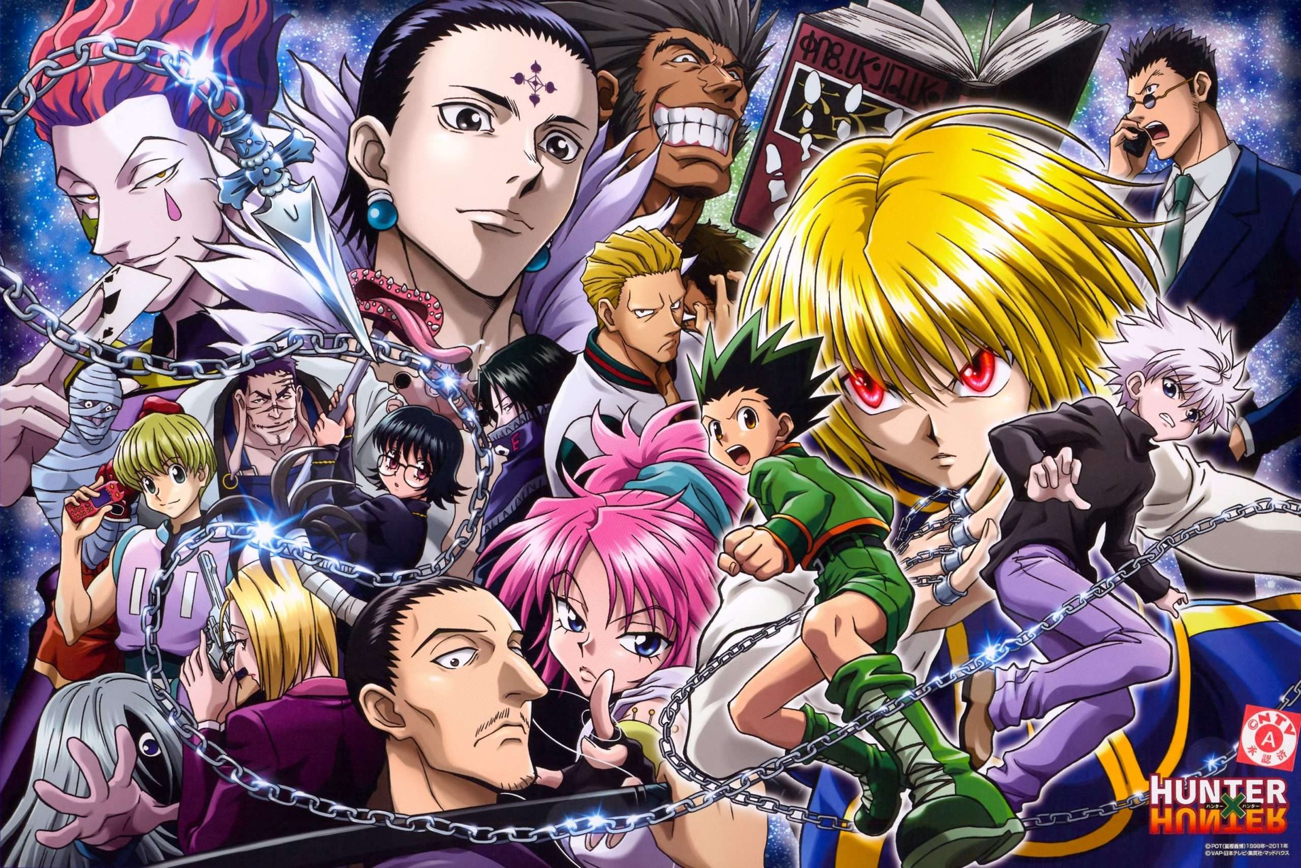 hunter-x-hunter-2011-gon-killua-kurapika-hisoka-phantom-troupe-leorio