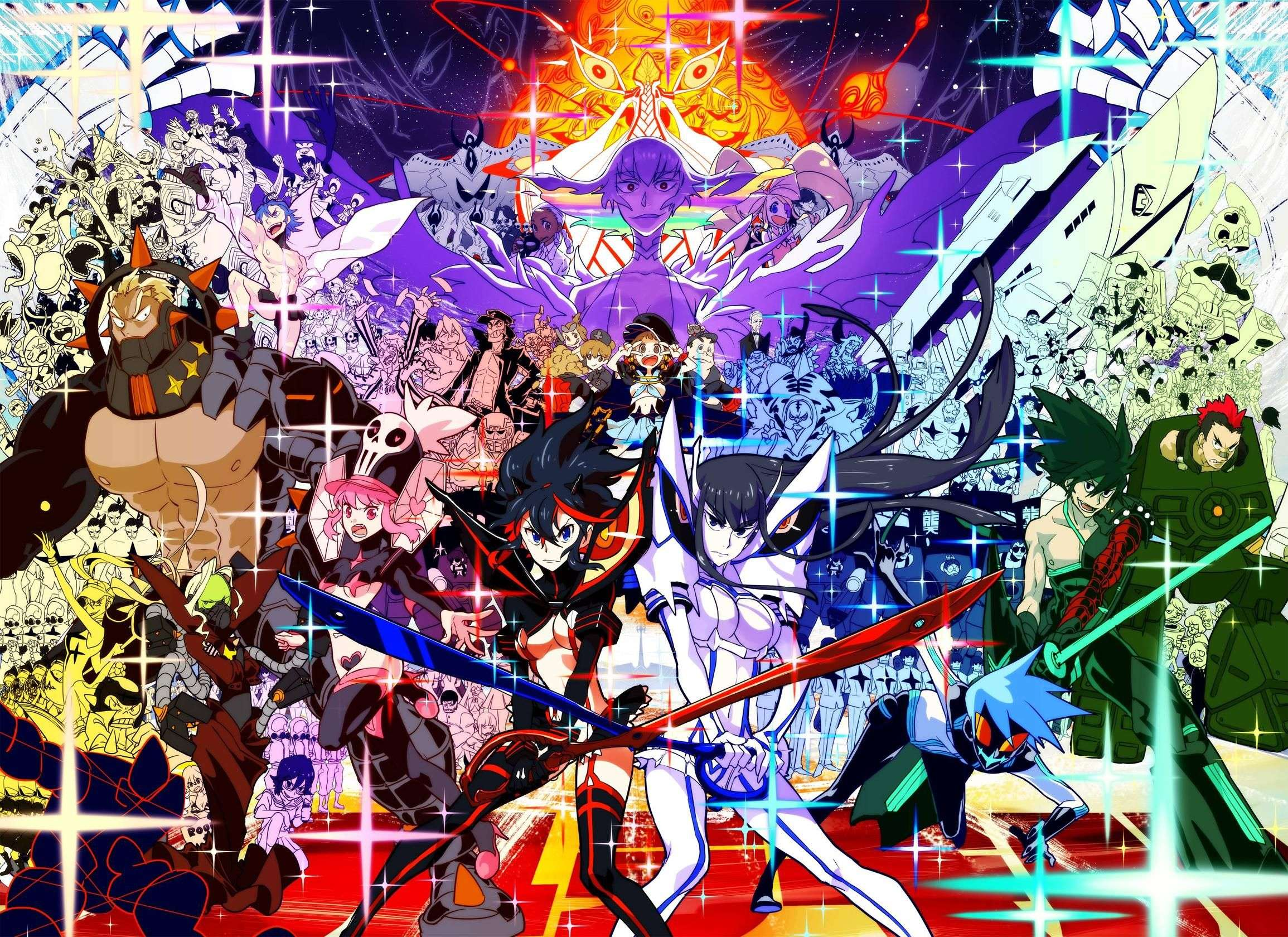 kill-la-kill-the-whole-cast