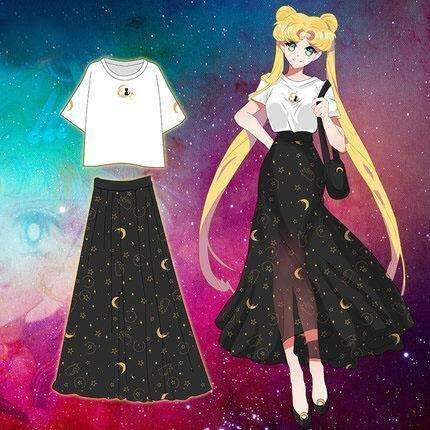 sailor moon outfits cute otaku anime cartoon anime art anime girl anime screenshots gif gifs gifts