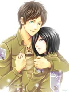 OTP in Attack on Titan 9