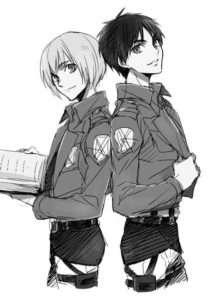 OTP in Attack on Titan 29