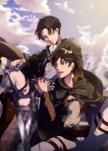 OTP in Attack on Titan 5
