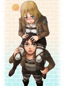 OTP in Attack on Titan 45
