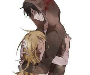 angels of death fanfiction 15