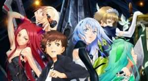 beatless anime review