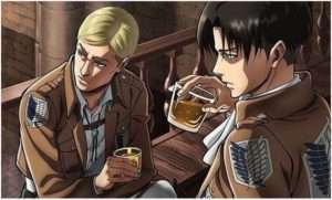 OTP in Attack on Titan 25
