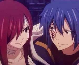 Favorite Couples in Fairy Tail Ezra and Jellal