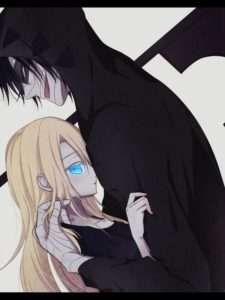 angels of death anime review zack issac foster and rachel gardner