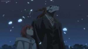 Ancient Magus Bride Chise and Elias