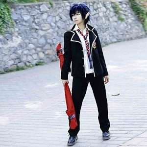 Blue Exorcist Cosplay: Rin