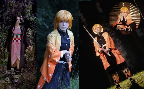 demon slayer cosplay