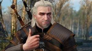 geralt-the-witcher-white-wolf