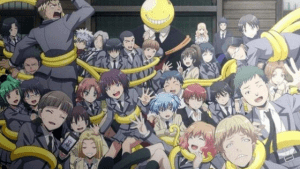 assassination classroom anime