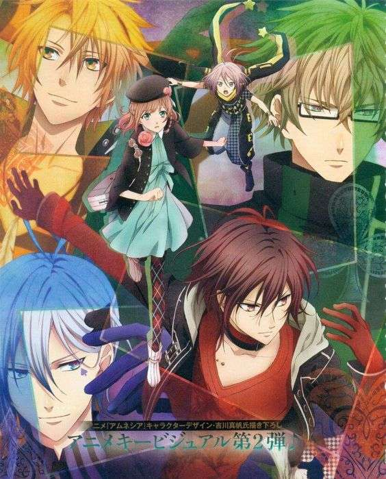 amnesia anime review