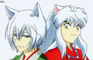 kamisama kiss and inuyasha similar anime shows
