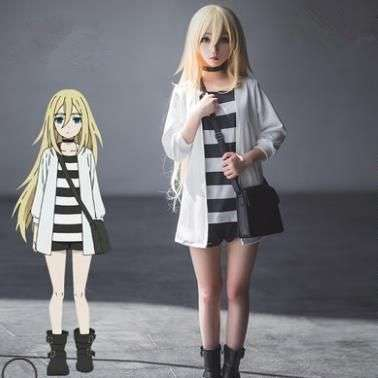 angels of death cosplay rachel gardner ray