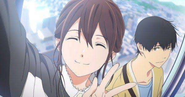 I want to eat your pancreas Sakura Yamauchi Haruki Shiga taking a picture together