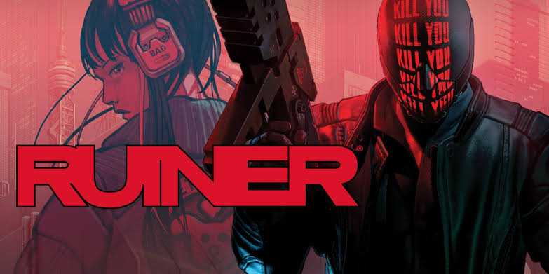 ruiner Puppy Her Rengkok Wizard Devolver Digital
