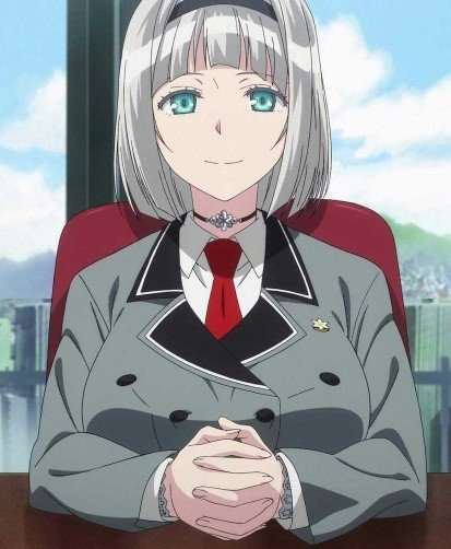 Anna Nishikinomiya from SHIMONETA: A Boring World Where the Concept of Dirty Jokes Doesn't Exist