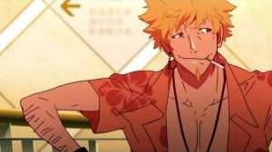 Kizumonogatari Tekketsu-hen oshino The 20 Best Fan Service Anime Ever Of All Time