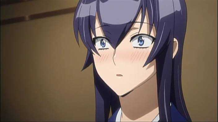 Saeko Busujima Highschool of the Dead