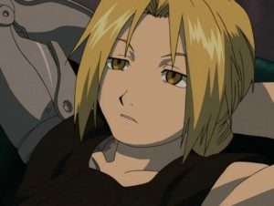 asexual anime edward elric