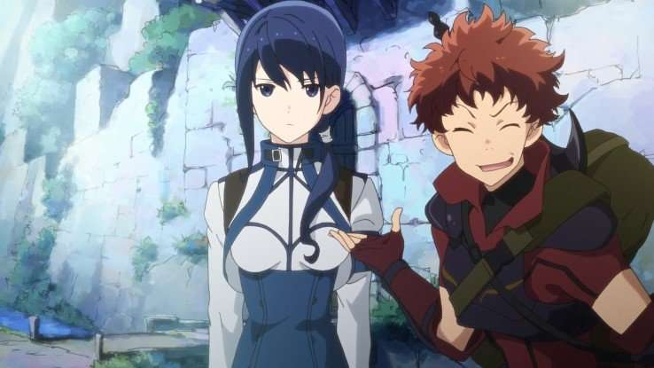 Merry-Ranta Grimgar Ashes and Illusions (blog)