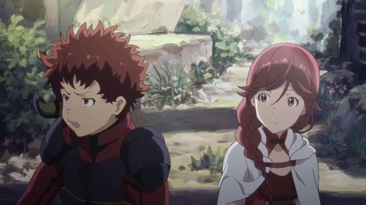 ranta-yume funny Grimgar Ashes and Illusions
