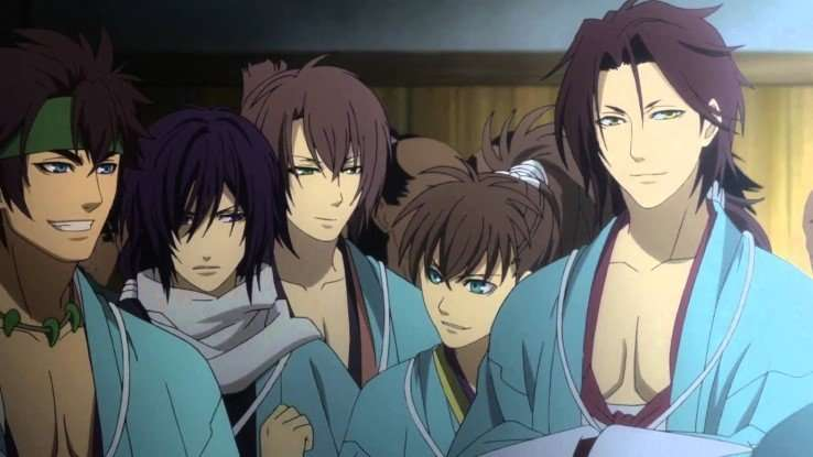 Hakuoki-Demon-of-the-Fleeting-Blossom-cast-bishounen-anime