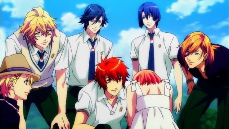 Uta no Prince Sama-main-cast-best-bishounen-anime