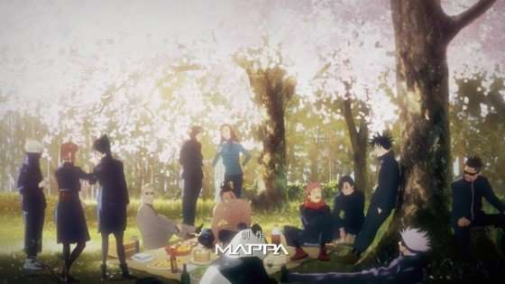 uncheon-on-the-grass-jujutsu-kaisen-most-of-the-cast-from-season-1