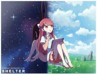 SHELTER why it's such a great short anime art